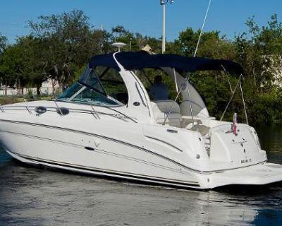 2003 33' Sea Ray 300 Sundancer