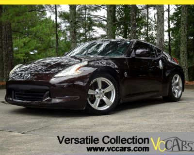 2010 Nissan 370Z Sports Auto Coupe Pedal Shifters HID BT Alloys