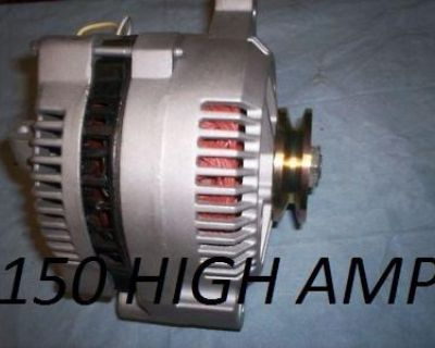 Ford Mustang One Wire 3g Large Case Alternator 66 68 69 70 71 90 92 93 High Amp