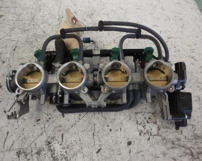 08 09 Suzuki Gsxr 750 Throttle Bodys 08 09 Gsxr 750 Injection