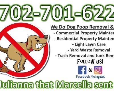 🐶💩 Dog Poop Removal & More