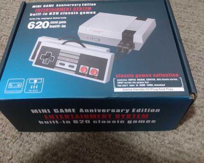 Mini NES w/620 games