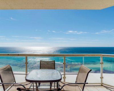 """Apres Sea""...Emerald Isle Premier 14th Floor Gulf Front, Luxury Furnishings - Pensacola Beach"