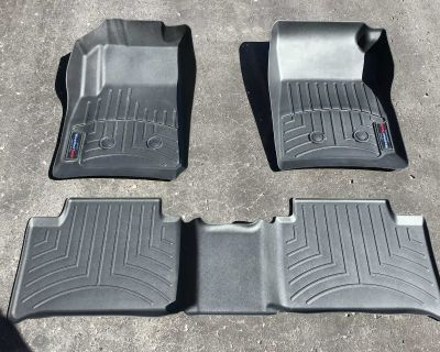 Chevy Colorado - All Weather Mats