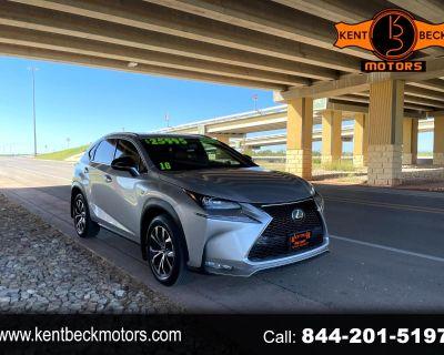 Used 2016 Lexus NX 200t AWD
