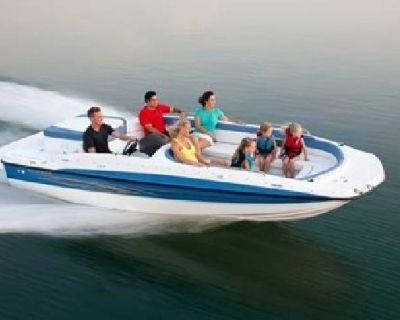 $22,200 OBO Boat: 2010 Bayliner 195 Performance Equipment 4.3l Deck Boat Boat