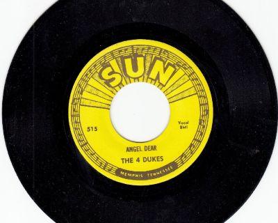 4 (four) DUKES ~ Angel Dear*Mint-45 !