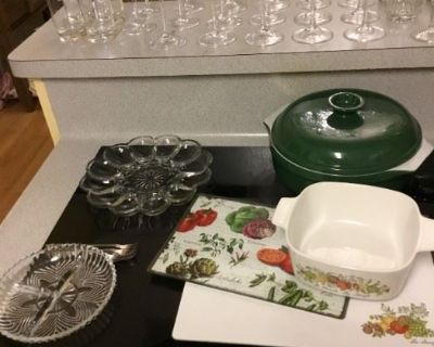 Estate Sale By Appt Only- Many Vintage 1950's -80's and Current