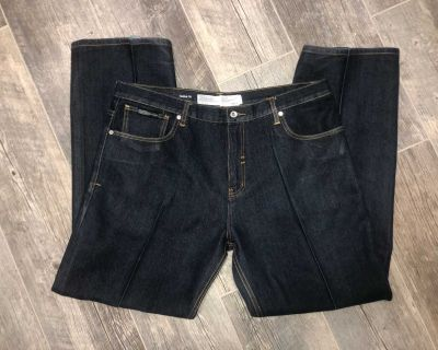 ROCAWEAR LOOSE FIT PRESSED JEANS MEN S 40 x 34