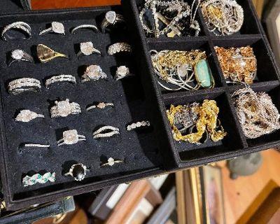 Arlington has Gold, Silver, Diamonds, Tools, Dyson, & .