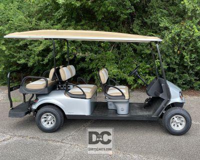2022 E-Z-GO Express S6 72-Volt Electric Golf Carts Jackson, TN