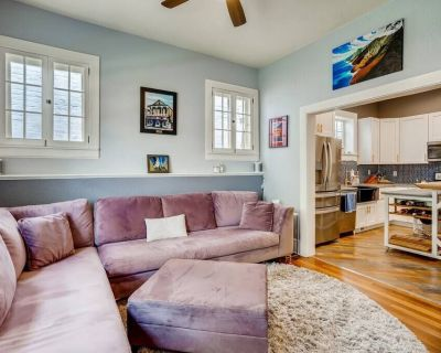 Dreamy Digs | Five Points Close to Downtown | Backyard - Five Points