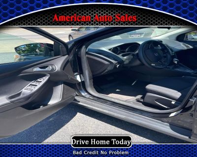 2016 Ford Focus 2dr Cpe S