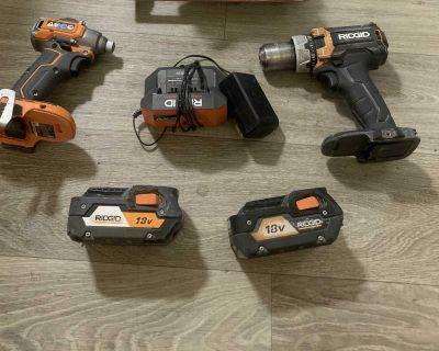 Rigid drill set