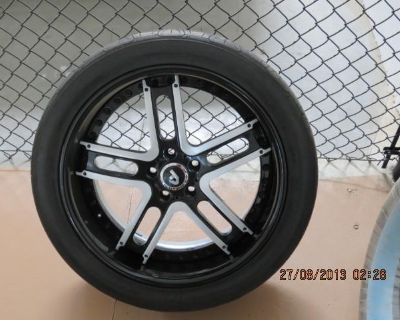 Forgiato Rims And Tires