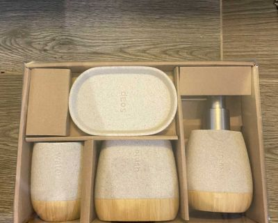 Brand new Bathroom appliance set