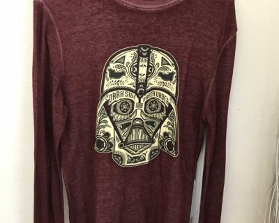 STAR WARS small THERMAL BURNOUT