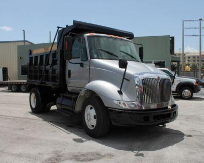 $3,890 Down / Single Axle Dump Truck / 405k Miles