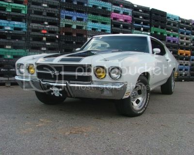 WTB 67 Chevelle front end.