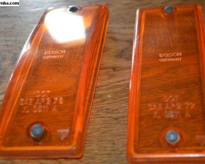 Original, Used, Bosch 911 Front Side Marker Lenses