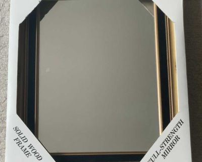 Mirror new in the box