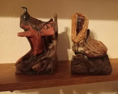southwest bookends