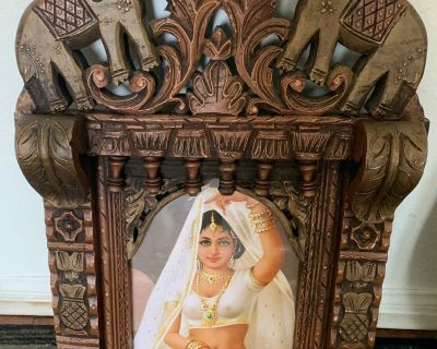Handcrafted Wall Frame for Sale