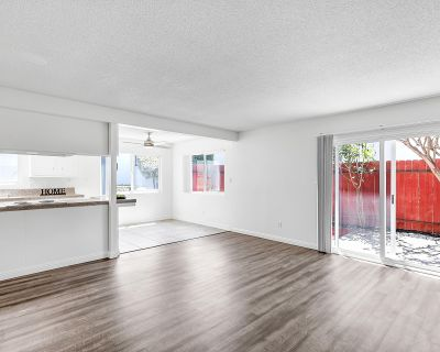 Spacious Light-Filled Lower Unit with Huge Private Patio