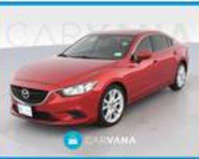 2016 Mazda MAZDA 6 Red, 90K miles