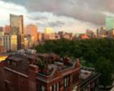 Fully Furnished Beacon Hill Condo For August Move-In