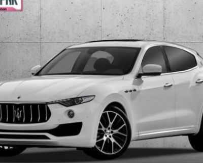 2019 Maserati Levante Standard
