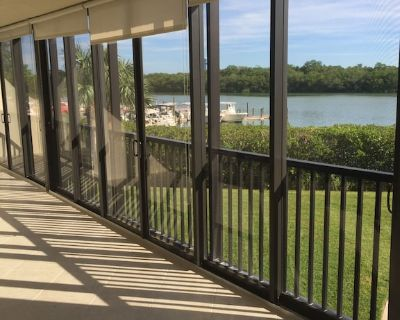 $ Million Dollar Views $ Walk to BEACH and nearby Seafood Grill ! - Bonita Springs