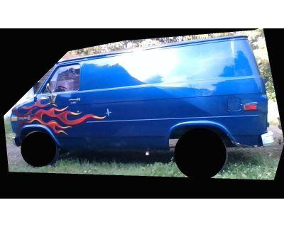 1979 Chevrolet G10 Van