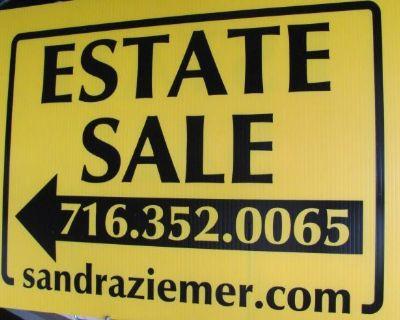 Fabulous Tonawanda Estate Sale!!