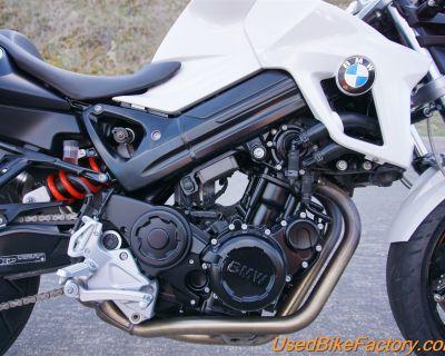 2012 BMW F 800 R