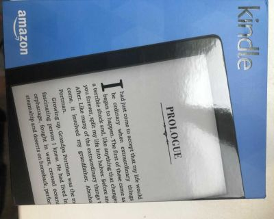 8th generation Kindle NEW IN BOX