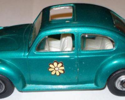 Vintage 1970's Hubley Div. Beetle Bug 1/18