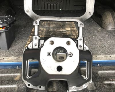 Indiana - JL OEM Spare Tire Carrier