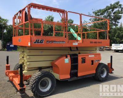 JLG 4394RT 4WD Diesel Scissor Lift