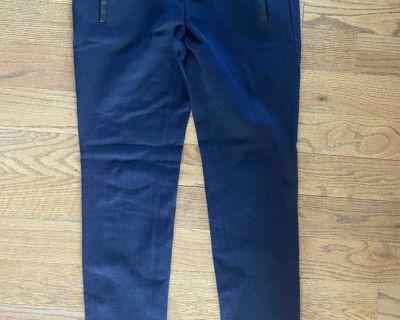 Banana Republic Navy dress pants, size 4