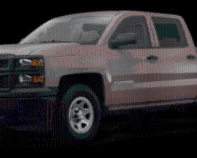 2014 Chevrolet Silverado 1500 WT