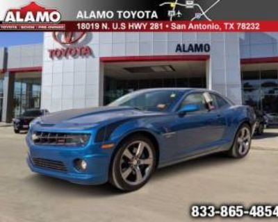 2010 Chevrolet Camaro SS with 2SS Coupe