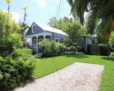 Pet Friendly Cottage; Private Yard; Heated Pool Screened Porch; Casa Marina Area - Old Town Key West