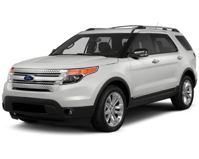 Pre-Owned 2015 Ford Explorer Base FWD Sport Utility
