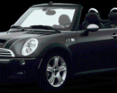 2007 MINI Cooper Cooper S
