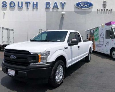 Used 2020 Ford F-150 2WD SuperCab 6.5' Box