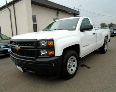"""Used 2014 Chevrolet Silverado 1500 2WD Reg Cab 133.0"""" Work Truck w/1WT"""