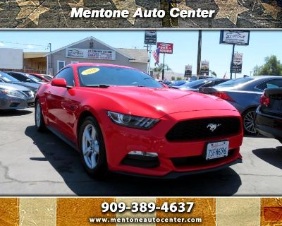 2016 Ford Mustang 2dr Cpe Premium