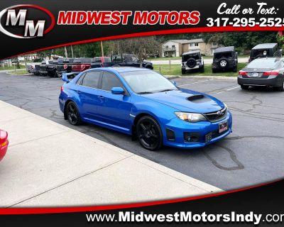 Used 2011 Subaru Impreza Sedan WRX 4dr Man WRX Premium