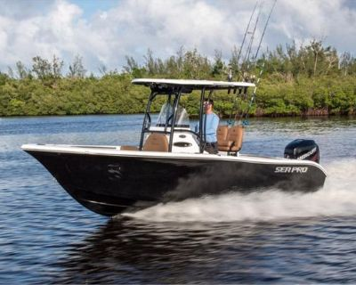 2018 Sea Pro 219